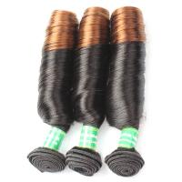Buy cheap New Products Ombre Color tangle and shedding free Brazilian Hair Weaving product