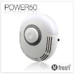 Buy cheap Mini M Fresh Plug in Air Purifier with Esp Ionizer Ozone Generator (Power50B) product