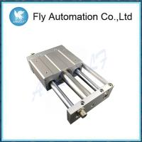Buy cheap Rubber Bumper Pneumatic Air Cylinders 40mm Stainless Steel CY1L40H-150 from wholesalers