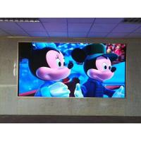Buy cheap Small Pixel HD Led Video Wall TV Effect Slim Gap Adjustable Seamless Stitching product