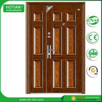 Style Luxury Steel Security Door Indian House Latest Main Gate Designs
