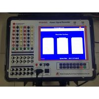 Buy cheap Intelligent Power Signal Recorder Electrical Test Equipment 12.1 Inch Touch Screen Easy Operation product