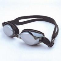 Buy cheap Silicone Swimming Goggles with Hard Mirror Coated Lens product