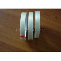 Buy cheap 0.185mm Thermal Insulation / Electrical Insulating Materials Fiberglass Adhesive Tape product