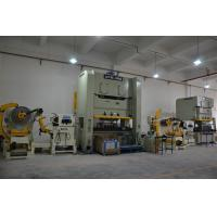 China Automatic Feeding Accuracy Sheet Metal Decoiler , Material Rack Device on sale