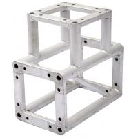 Buy cheap Recyclable 3 Way Screw Corner Aluminum Lighting Truss For Advertisement from Wholesalers