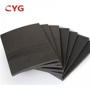 Buy cheap Waterproof Fireproof Insulation Construction Heat Insulation PE foam Material product