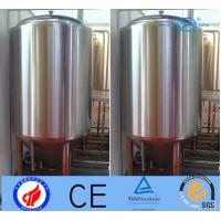 Buy cheap 500L Stainless Steel Beer Making Machine , Fermentation Vessel With Jacket from Wholesalers
