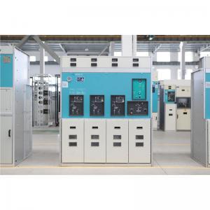 24kV 22KV Gas insulated RMU Medium Voltage Switchgear XGN58-24