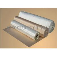 Buy cheap Acrylic Coated High Silica Fabric For Piping Flame Retardant Anti Corrosion product