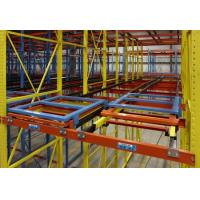 Buy cheap Push Back Pallet Rack Systems product
