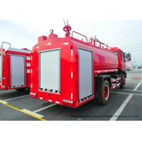 Buy cheap Water Pump Fire Fighting Truck with Right Hand Drive / Left Hand Drive Type product