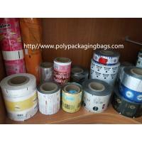 Buy cheap Moisture Proof Plastic Food Packaging Film Roll For Cookie ROHS product