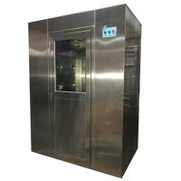 Buy cheap Automatic Anti Static Cleanroom Shower For Food Industry product
