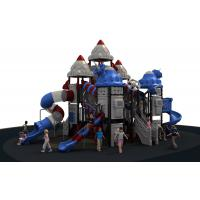 Buy cheap Galvanized Steel Outdoor PlayEquipment Outdoor Playground Climbing For Kids from Wholesalers