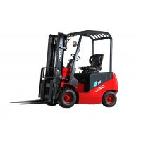 Counterbalance Electric Forklift Truck 1.8 Ton Capacity With AC Power System