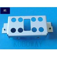 Buy cheap High Performance Sheet Metal Stamping Parts For Industrial Machinery product