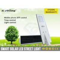 Buy cheap IP65 40Watt Outdoor Garden Solar Powered LED Street Lights Energy Saving product