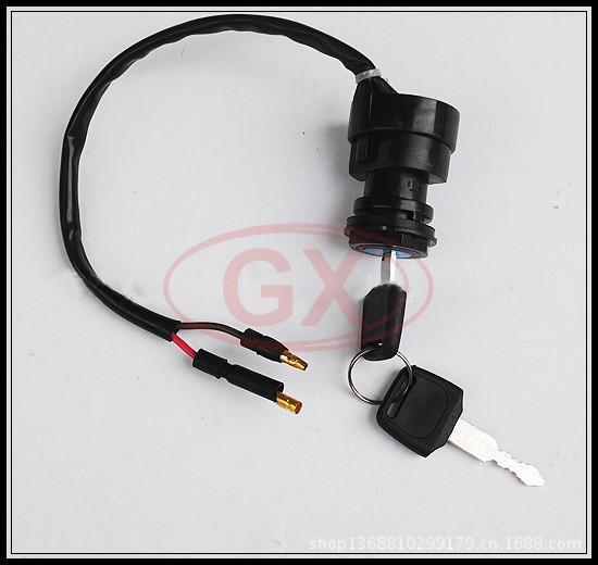 Quality Best quality YFS200 Blaster 89-06 ATV motorcycle lock set fuel tank lock set for sale
