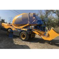 Buy cheap 4.2m3 Self Loading Cement Mixer product