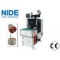 Buy cheap Single Side Stator Coil Lacer Machine / Stator Winding Lacing Equipment from wholesalers