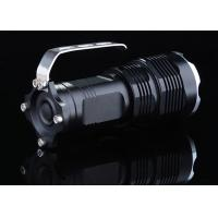 China 2200 LM Waterproof High Power LED Flashlight , LED Hand Torch Flashlight on sale