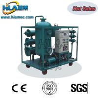 Quality Waste Industrial Equipment Hydraulic Oil Filtration Cleaning Machinhe for sale
