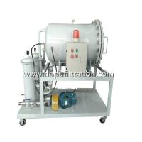 Buy cheap Heavy fuel oil separator machine, diesel purifier with coalescer separator filter elements,high efficiency dehydration product