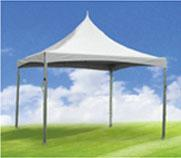 Buy cheap OEM square titanium alloy pole tent from Wholesalers