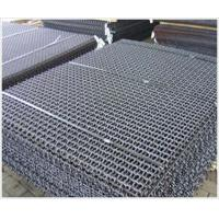 Buy cheap Professional stainless steel woven wire mesh / fence with Square Hole product