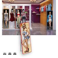 China Poster Indoor Advertising LED Display , P2.5 Mirror LED Display Advertising on sale