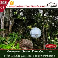 Buy cheap Fire Retardant 3m Tree Hanging Tent 2 Person Hammock Tent With Decoration from Wholesalers
