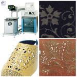 Buy cheap Automatic Co2 Laser Cutting Machine , Desktop Laser Cutting Machine 8 mm Marking Depth product