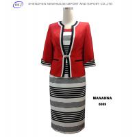 Buy cheap women clothes online MANANNA 8069 dress suits product
