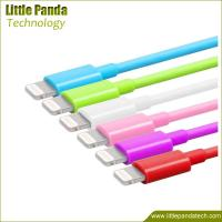 Buy cheap China MFI Certified TPE Data Cable for iPhone 5 7 Colors product