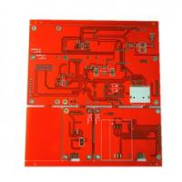 Buy cheap Red color FR-4 PCB product