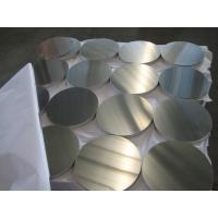 Buy cheap ISO9001 Oxidation Surface Aluminum Discs Aluminum Plates 1050 from Wholesalers