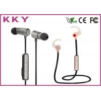 Buy cheap Wireless Jogging Sports Bluetooth Earphone With Built - In Hall Effect IC product