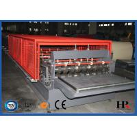 Buy cheap Hydraulic decoiler Metal Deck Roll Forming Machine High Speed 10-12m/min product