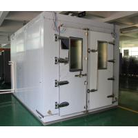 China 2-Zone Thermal Shock Resistance Test Chamber for Environment Stress Screen Test on sale