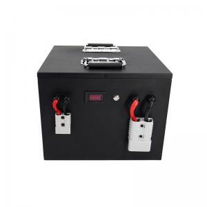 Buy cheap Panasonic 24V 100Ah 2400Wh Lithium Battery Pack product