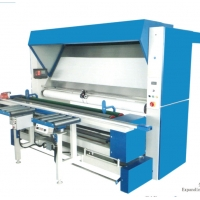 Buy cheap 2500W Tension Free Knitted Fabric Inspection Machine product
