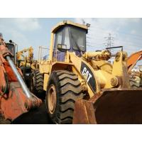 Buy cheap Used caterpillar wheel loader CAT 966C product