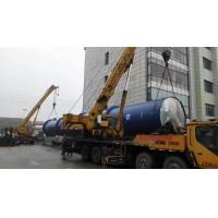 China Steam curing 2*31M or customized Sand high pressure autoclaves for hollow Block Brick on sale