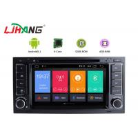Buy cheap Android 8.1 VW Touareg Volkswagen DVD Player With Wifi BT GPS AUX Video product