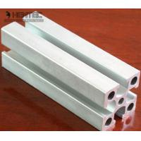 Buy cheap PVDF Patinted metric 6061 Aluminum Extrusion , aluminum structural shapes product