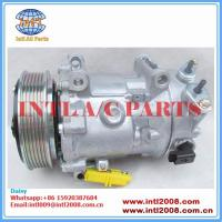 Buy cheap Sanden SD7C16 Auto ac compressor for Citroen/Peugeot/Fiat/Lancia from Wholesalers