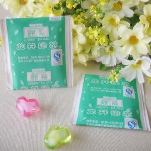Healthier Rectangle Disposable Tea Bags , Different Taste Home / Hotel Tea Bags