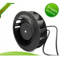 Buy cheap PA66 Silent AC EC Centrifugal Fans With Backward Curved Blades product