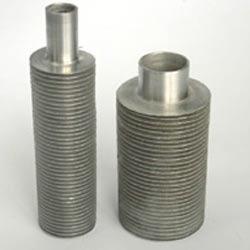 Buy cheap air heat exchanger of Aluminium core product